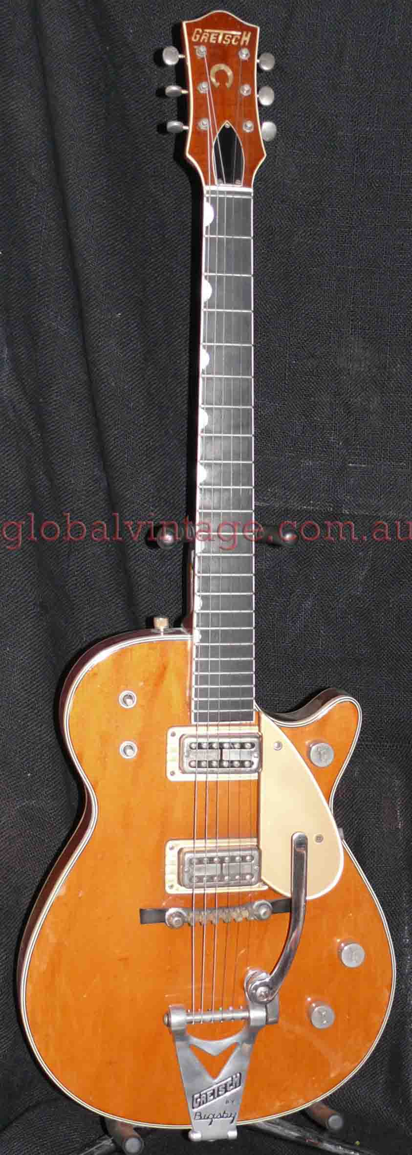 Gretsch U.S.A. 1959 Model 6121 Chet Atkins Soldibody